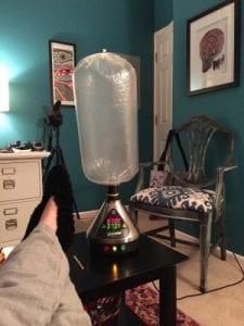 volcano vaporizer full bag is vaping cannabis oil safe