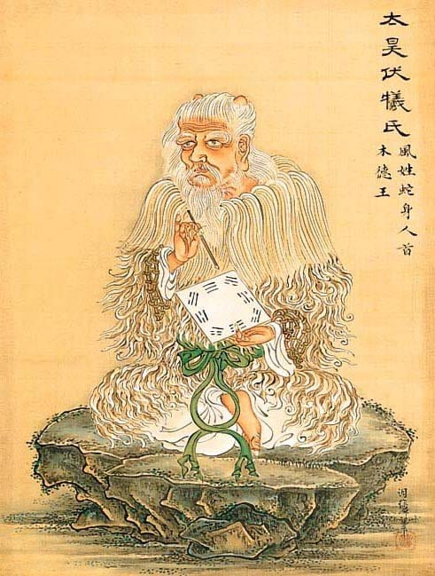 2900BC China