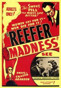 Reefer Madness Movie Poster 1938 1020143456 210x300