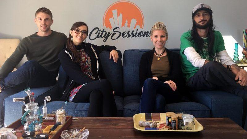 City Sessions' Crew