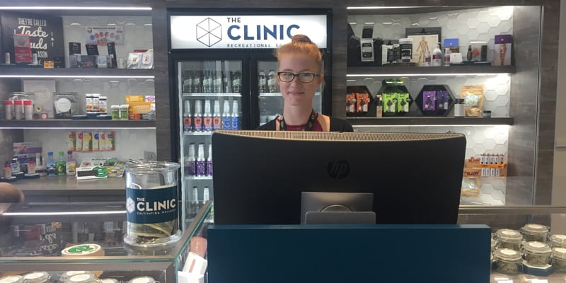 Budtender @the Clinic