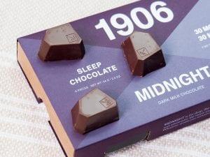 1906 Midnight sleep chocolate edibles