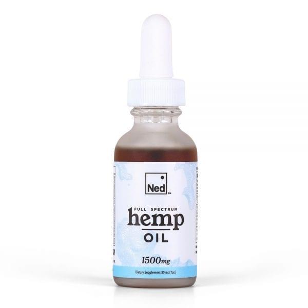 NED Full Spectrum 1500 mg Tincture