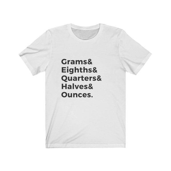Ken Ahbus - Weights t-shirt